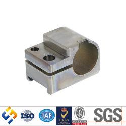 OEM fora do padrão ISO9001 peças metálicas de usinagem CNC de alta precisão