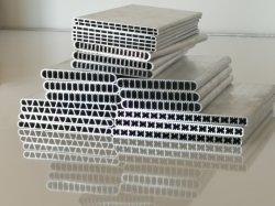 Batería flexible radiador de aluminio de extrusión de piezas de tubo de Micro Channel