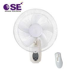127V 5 PP Ventiladores Pared hojas de 16 pulgadas de la pared del ventilador para saudita