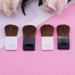 Новые поступления одной плоской пластмассовую ручку портативный Blusher макияж щетки