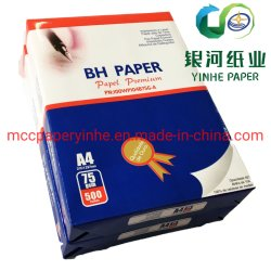 Laserdruck-Papier-Kopierpapier des Großverkauf-Büro-Paper/A4 für Bürozubehör