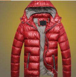 ダウンジャケットのメンズジャケットとコートファッションパフィ冬用バブルコート メンズダウンジャケットトップコートウィンターメンズコートアパレル