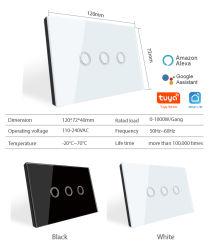 OEM Alexa Voice Control Smart WiFi Touch Switch