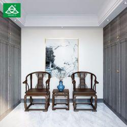 فيلا كلاسيكية جديدة أثاث غرفة معيشة ذات مسند خشبى للطعام