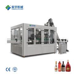 Полностью автоматическая Sprite безалкогольный напиток для заправки и упаковочные машины