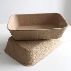 Grand personnalisé de haute qualité à usage unique Boîte de bac à litière pour chat toilettes
