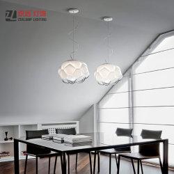 Kitchen and Bar Fashion vidro moderna iluminação Pendente