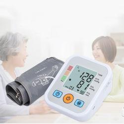 A pressão arterial de esfigmomanômetro Monitor MARCAÇÃO FDA aprovou Bp máquina monitora a pressão do Braço Superior Sangue Digital Monitor de Pressão