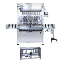 자동적인 액체 물 병에 넣는 풀 충전물 기계