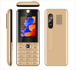 هاتف محمول رخيص من قبل OEM مزود بهاتف رباعي النطاق GSM 2.4 بوصة