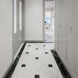 Натуральный камень белый/черный/желтый/серый/травертина/гранитные и мраморные полы для мозаика Пол/пол и стены выглядит