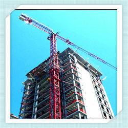 شهادة CE Tc4808 لماكينات بناء رافعة برج الصين Jib Tower