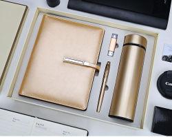 Portátil USB Pen Set de Regalo termo para Negocios