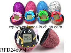 Huevo de dinosaurio Juego de mascotas Tamagotchi electrónica
