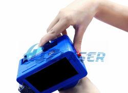 Imprimante jet d'encre tenue en main Date Time Stamp codeur jet d'encre de la machine