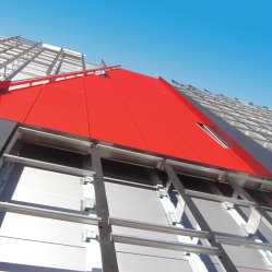 Zwischenwand hergestellt vom Aluminiumbienenwabe-Zusammensetzung-Panel
