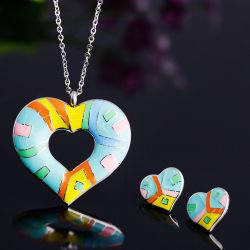316L de aço inoxidável conjunto de jóias /Jóias