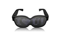 Светодиод аккумулятор Smart световой очки с адаптированной динамических моделей