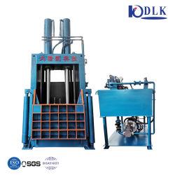 ماكينة توزيع الضغط الرأسي من الألومنيوم الخردة الهيدروليكي