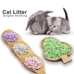 Il miglior odor forte e forte e forte gattino di tofu Alimentazione cucciolata per animali domestici/lettiera di gatto bentonite/lettiera di gatto gel di silice
