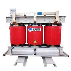 冷却ファンが付いている3-Phase 11/0.4kv 1250kVAの乾式の電源変圧器