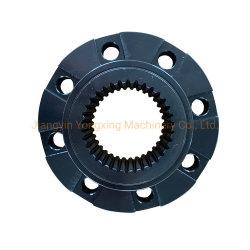機械部品鋼鉄ANSIの鍛造材の減速装置のフランジ