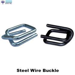 DNV GL, ISO9001 Certificado hebilla de alambre de acero para el estrapado