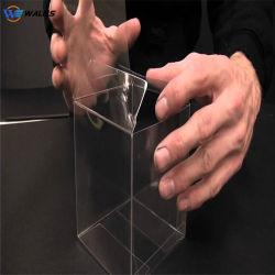 0.3mm-0.5mm kundenspezifisches Plastik-Belüftung-Blatt für faltendes Kasten-Paket