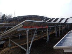 Соединение на массу на панели солнечных батарей стеллаж систем
