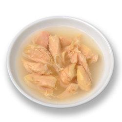 100% natürliche reale Fleisch-Huhn-Soße Pupy Nahrungsmittelnasse Hundebehandlung-Katze-Nahrung für Haustier