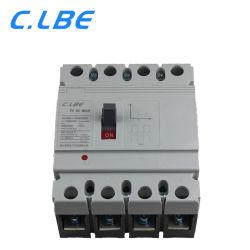MCCB постоянного тока для солнечной 4p 1000В постоянного тока 250 А электрический прерыватель цепи