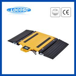 携帯用トラックの車軸スケールの重量を量る組み込みの表示器およびプリンター500kg 5t 10t 20t道手段