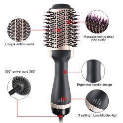 Rejillas de ventilación único Amazon Secador cepillo de pelo para relajar el cuero cabelludo