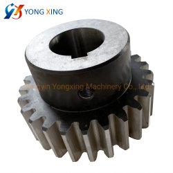 Aangepaste metalen conische aandrijftandwiel van de krans met planeetwiel Voor Auto Parts