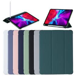 Los golpes de silicona personalizadas caso Smart Cover para iPad de Apple