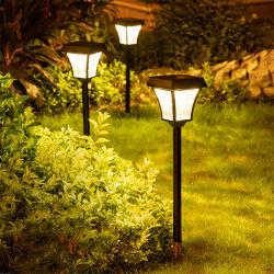 LED 모던 가든 조명 방수 지능형 조명 제어 태양광 잔디 라이트