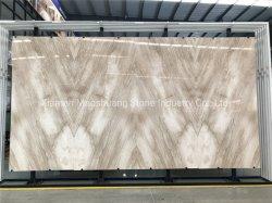 China Natural Stone Beige/Grijs gepolijst/gehoond Dino Beigemarble voor vloer/Muur platen/Tegels/Countertops/Stairs/Sills/Column/Mozaïek Interieur Decoratie tegel