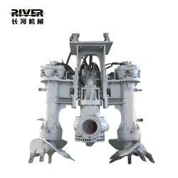 중부하 작업 CNC 절단 기계 유압 준설 펌프 워터 펌프 고압 및 수중 원심 드레지 펌프 채광 장비에 사용