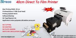Direttamente alla pellicola PET Film Printer Heat Transfer PET Film Stampante DTF