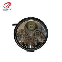 Super brillante conducción 12W luz LED de trabajo Coche 10V-30V resistente al agua de la luz de LED de trabajo
