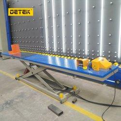 Table élévatrice hydraulique de la sécurité de levage de la protection de la table de la production de verre isolante