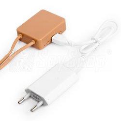 Caixa GSM Loop ocultar um fone de ouvido - Saída 4.5W com voz Micro ajustável fone