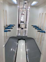 Het automatische Elektrostatische Spuitpistool van de Machine van het Verven met spuitbus van de Deklaag van het Poeder Voor voor het Eindigen van de Oppervlakte van het Metaal
