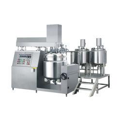 Venta caliente Crema de cara pequeña loción corporal que hace la máquina de vacío de laboratorio equipos de mezcla homogeneizador mezclador emulsificador