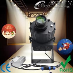 LED de 300W Outdoor Logotipo Gobo impermeável IP65 Luz de Publicidade de projeção