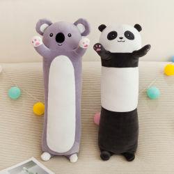 Cuscino lungo sveglio di sonno del regalo della bambola di panno della bambola del giocattolo della peluche del Koala della bambola del panda