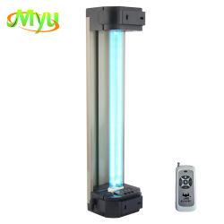 Ultraviolette Lampen-Sterilisation-Verhinderung H1N1 2 in 1 Luft-Reinigungsapparat-Typen Desinfektion-keimtötende Lampe mit Ferncontroller