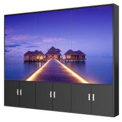 LED 스크린 실내 마운트 Xxxx 자유로운 HD Xxx 거리 영화 관제사는 49 인치 소폭 날의 사면 Samsung LCD 모니터 영상 벽을 깐다