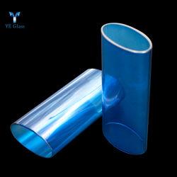 Freies und farbiges Borosilicat-Glasgefäß