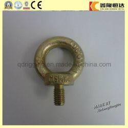 De zinc de acero inoxidable galvanizado DIN 580 M10 de perno de anilla